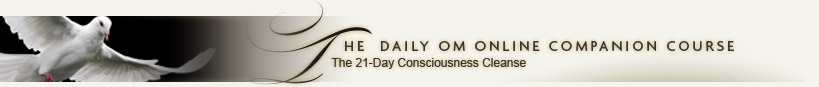 THE  DAILY OM ONLINE COMPANION COURSE